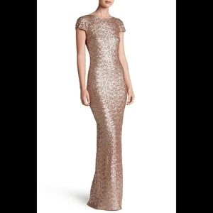 NTW Dress the population dress Teresa gown